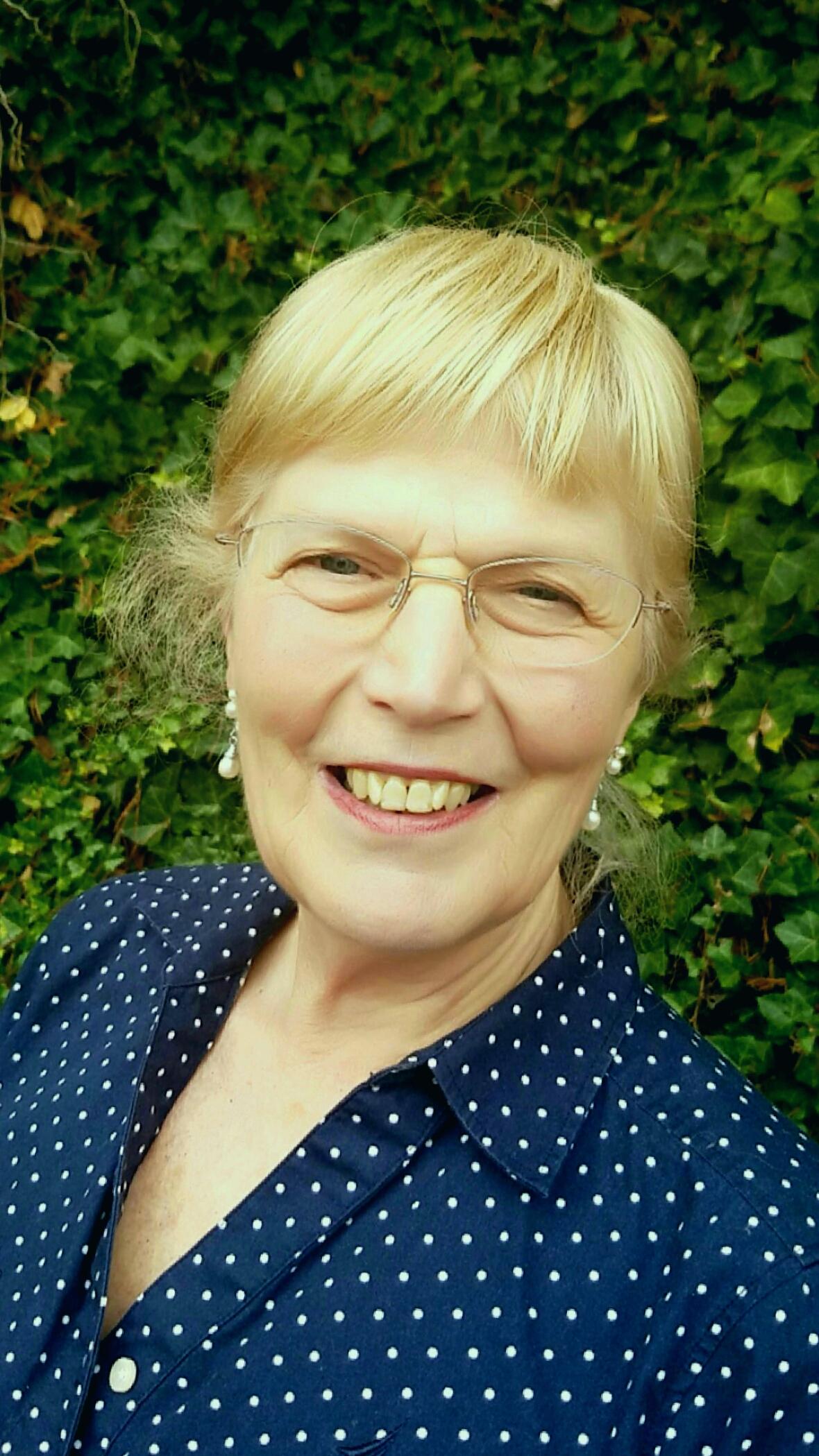 Anne Barber-Shams